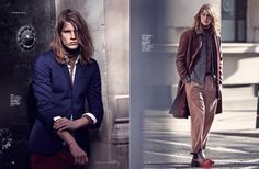 Fast Management photographer Diego Merino shoots an editorial spread for Style Magazine