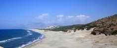 Peace and quiet at Patara Beach, Turkey