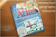 United States Atlas - resource for homeschool geography