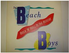 At £4.20  http://www.ebay.co.uk/itm/Beach-Boys-Rock-N-Roll-Rescue-Capitol-Records-CL-409-/261098546389