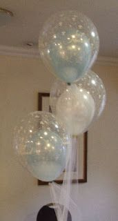 How to make a double balloon. Katie and Dani will love this for their birthday!