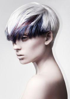 Matt Clements, Assembly Hair Hair Expo Australia 2011  #mattclements #assemblyhair #hairexpo #hea #colorhair #цветныеволосы #колорирование #волосы