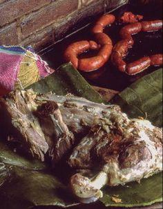 #CocinerasTradicionales El chilpatli de Guerrero y la barbacoa de borrego de Hidalgo – Animal Gourmet