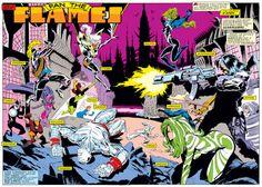 Uncanny X-Men Vs Maraudeurs by Marc Silvestri Book Cover Art, Comic Book Covers, Comic Books, X Men, Marvel Comics, Art Haus, Man Child, Marvel Women, Classic Comics