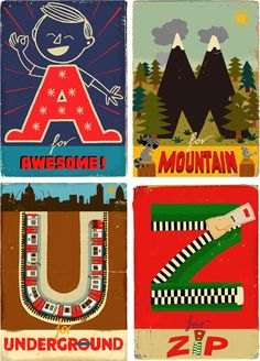 paul thurlby abc's + 123's — SIMPLESONG