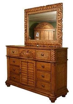 Kane S Furniture Palm Court 65 Door Dresser