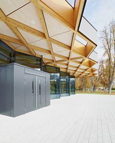 Galería - Festival Hall en Neckartailfingen / Ackermann Raff - 81