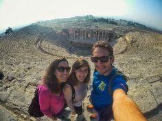 Efes   Ephesus en Selçuk, İzmir..Ya llegamos a Turquia gracias a nuestro dive master José Ignacio y sus ganas de comerse el mundo !!! os queremos !