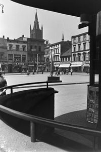 Beuthen Gas Station, Louvre, The Unit, Building, Photography, Travel, Photograph, Viajes, Buildings