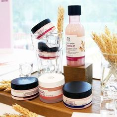 Your skin-saving dream team - our best-selling Vitamin E Skincare Collection