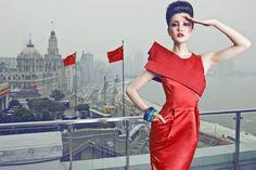 © Chen Man, New China