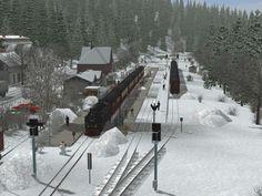 Eine Winterfahrt zum Brocken - Teilversion