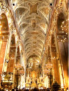 Czestochowa, Poland. National Shrine of Our Lady of Czestochowa. Left some of my Bapcia's rosary beads here. She would have loved to have visited.