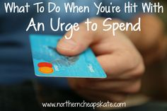 How do you balance the desire to save with the urge to spend? Find out with these helpful tips.