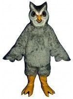 Mascot costume #2207-Z Grey Owl