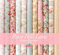 Rose Hill Lane by Robyn Pandolph