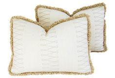 Old World Weavers Cuba Libre Pillows, Pr