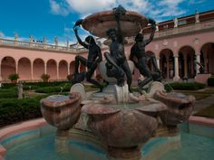 Ringling Museum of Art, Sarasota, FL. This is near the airport, great tourist area too