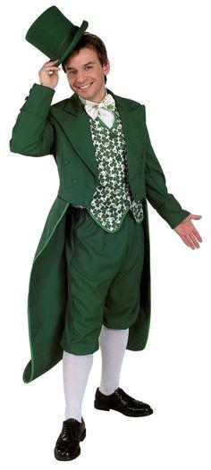 Lucky Leprechaun Adult Costumes - Irish Costumes #irish ...