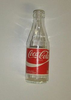 1960's Original Coca Cola Bottle from France Very RARE in Great Condition | eBay