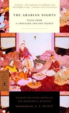 Arabian Nights or One Thousand and One Nights - List of fiction books for children.jpg