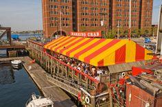 Boston Landmark, The Barking Crab <3