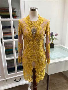 Kebaya Brokat, Kebaya Dress, Batik Kebaya, Batik Dress, Muslim Fashion, Modest Fashion, Modern Kebaya, Indonesian Kebaya, Kebaya Muslim