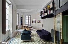 Um lar triangular para dois irmãos - Casa Vogue | Interiores