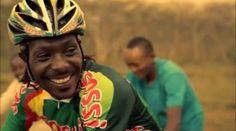 Sossi Safari Simbaz TVC 3: David Kinjah first bicycle coach of Tour De France winner Chris Froome of Team Sky