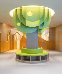 4 Kindergartens For Gymboree by Vudafieri-Saverino Partners 4 Kindergartens For Gymboree by Vudafieri-Saverino Partners — urdesignmag - Kindergarten Lesson Plans Kindergarten Interior, Kindergarten Design, Kindergarten Lesson Plans, Design Furniture, Kids Furniture, Baby Design, Gymboree Play And Music, Design Industrial, Learning Spaces