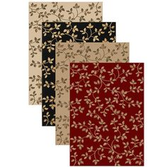 Shop for Virginia Floral Rug (7'9 x 11'). Get free shipping at Overstock.com - Your Online Home Decor Outlet Store! Get 5% in rewards with Club O!