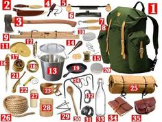 Vintage bushcraft tips that all wilderness hardcore will certainly wish to master now. This is most important for bushcraft survival and will definitely protect your life. Survival Items, Survival Weapons, Survival Food, Camping Survival, Outdoor Survival, Survival Knife, Survival Prepping, Survival Skills, Camping Gear