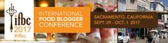 After an amazing conference in America's Farm-to-Fork Capital, the 2017 International Food Blogger Conference is returning to Sacramento, California! Registration is open now and we're offering TWO fantastic early-bird specials! --Get $100 off now through August 31 --Get $50 off from September 1 through December 31 Register now!