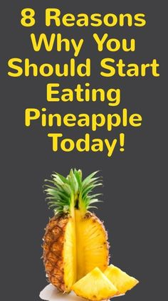 Pineapple is more than just a delicious tropical fruit, it's also extremely beneficial for your health. Abundant in vitamins, enzymes, and antioxidants, it's one of the best foods you should eat regularly. Hair Loss Cure, Prevent Hair Loss, Health Tips, Health And Wellness, Health Fitness, Eating Pineapple, Detox Tips, Juicy Fruit, Health