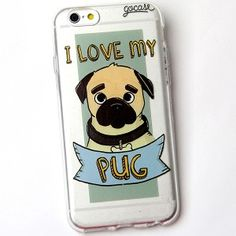 Cellphone case My Pug https://womenslittletips.blogspot.com http://amzn.to/2lkg9Ua