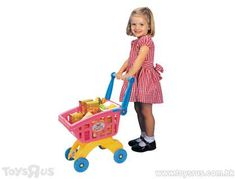Just Like Home Shopping Cart Playset Kong Toys, Little Chef, Toys R Us, Chefs, Kids Playing, Playroom, Cart, Childhood, Shopping