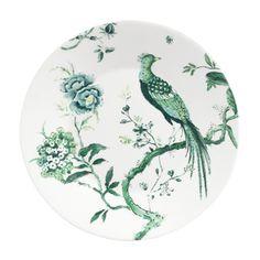 "Jasper Conran at Wedgwood   Chinoiserie White 9"" Plate"