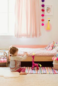 Fesselnd Chloé Fleuryu0027s Colorful Kid Friendly Home