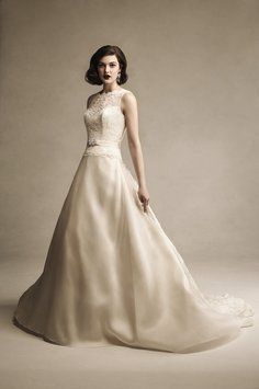 "Anne Barge ""461"" Wedding Dress $1,330"