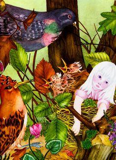 """Adrienne Segur «The Fairy Tale Book»   """"Картинки и разговоры"""""""