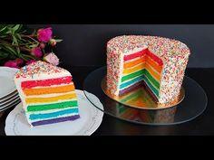 Rainbow, Make It Yourself, Desserts, Blog, Cakes, Rain Bow, Tailgate Desserts, Rainbows, Deserts