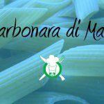 La Carbonara di mare  #foodporn #ricetta #ricette #cook #italia #cucina #italy
