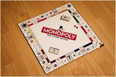 Monopoly: Web Lovers Edition | ThinkinFreak.com