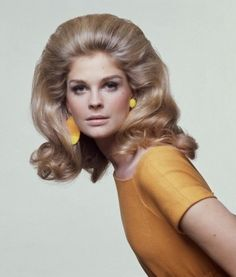 Candice Bergen for Vogue (May 1967)