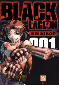KARAFACTORY VOICES: MANGA : BLACK LAGOON - LES CREATURES DU LAGON NOIR...