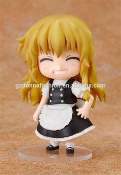Wholesale Q Edition 10CM TouHou Project Kirisame Marisa Action Figure, View Nendoroid, donnatoyfirm Product Details from Guangzhou Donna Fashion Accessory Co., Ltd. on Alibaba.com