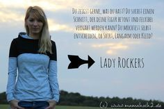 Lady Rockers schnittmuster freebook