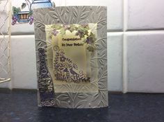 Made by Aileen McBride #tatteredlace #cardmaking #birthdaycard