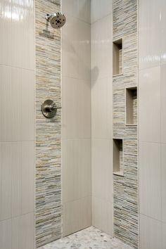Newest Pic Ceramics tile bathroom Concepts Die besten 25 + Badezimmer Fliesen Ideen 2018 Modern Small Bathrooms, Small Bathroom Tiles, Master Bathroom Shower, Bathroom Tile Designs, Modern Farmhouse Bathroom, Bathroom Design Small, Beautiful Bathrooms, Bathroom Ideas, Bathroom Showers
