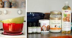 Homemade DIY Body Butter - Yin Mom, Yang Mom